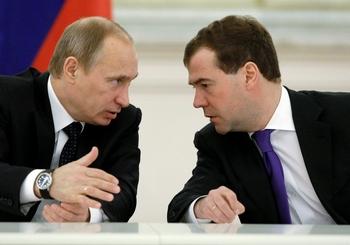 В Москве проходит заседание Госсовет, посвященное реформе политической системы страны. Фото:  VLADIMIR RODIONOV/AFP/Getty Images