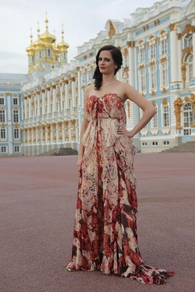 Мариинский бал фестиваля «Белых ночей» прошел в Пушкине. Фоторепортаж.  Фото: Sean Gallup/Getty Images for Montblanc