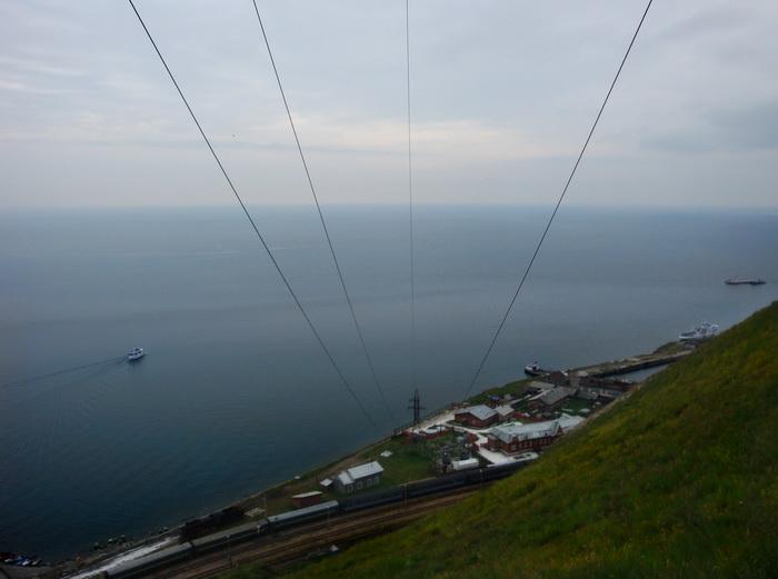 На Байкале. Фото:  Роман Тараненко