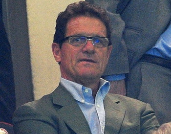 Fabio Capello. Фото: GIUSEPPE CACACE/AFP/Getty Images