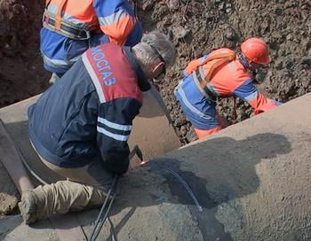 Один человек погиб и двое ранены при взрыве газопровода в Москве. Фото с сайта mchs.gov.ru