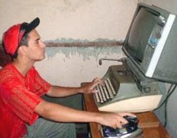 Евгений Аникин – новосибирский хакер, осужден  условно. Фото с сайта ulitka.com