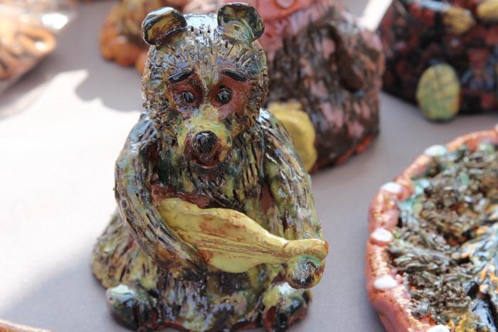 Сибирский медведь. Фото: Николай ОШКАЙ/Великая Эпоха (The Epoch Times)
