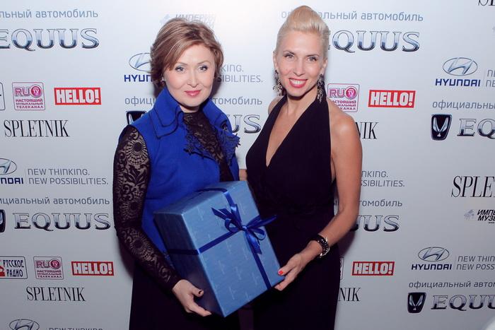 Елена Ищеева (слева), Алёна Свиридова (справа). Фото предоставлено пресс-службой Алены Свиридовой