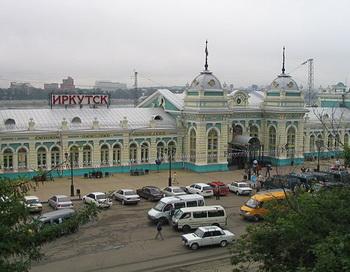 Иркутск. Фото с сайта  sib-meteo.ru