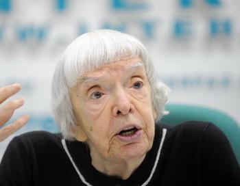 Людмила Алексеева. Фото: NATALIA KOLESNIKOVA/AFP/Getty Images