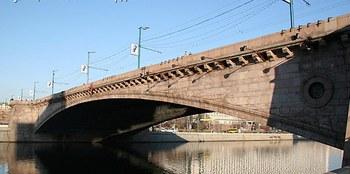 Большой Москворецкий мост в эти дни стал центром внимания. Фото с сайта openmoscow.ru