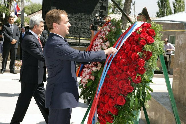 Саммит ОДКБ в Ереване привел к изменению в уставе организации. Фоторепортаж. Фото с сайта kremlin.ru