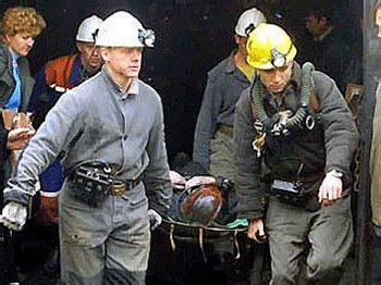 На шахте «Распадская» подтверждена гибель 52 человек. Фото с сайта news.mail.ru