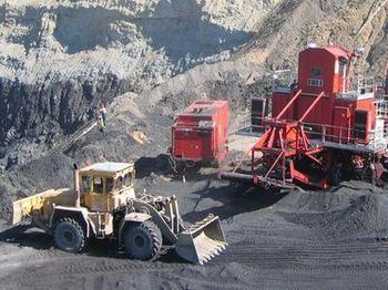 На шахте «Распадская» спасательные операции. Фото с сайта mchs.gov.ru