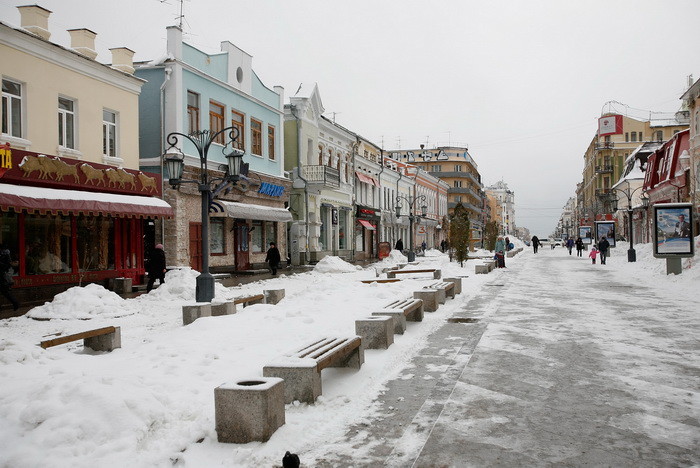 Самара 2011 год, ноябрь. Фото: Harry Engels/Getty Images