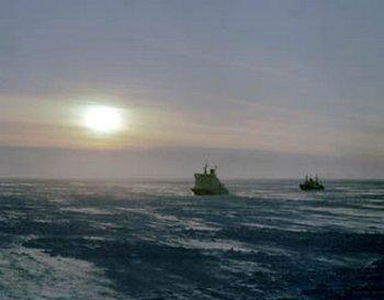 В Татарском проливе задержаны российские браконьеры. Фото с сайта finam.fm