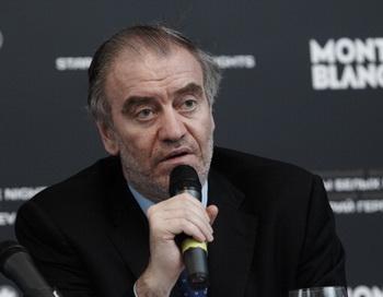 Валерий Гергиев. Фото:  Oleg Nikishin/Getty Images for Montblanc