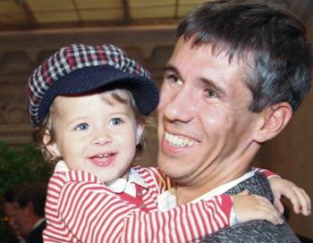 Алексей Панин дочь свою не отдает. Фото с сайта tv.akado.ru