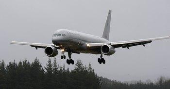 Аварийная посадка в Краснодаре совершена самолетом  Boeing 757.  Фото: Sandra Mu/Getty Images