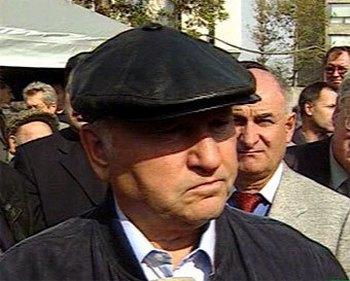 «Дело в кепке» -  фильм о Лужкове был показан на НТВ. Фото с сайта lenta.ru