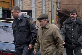 Юрий Меркинд за убийство жены и двух дочерей приговорен к 20 годам лишения свободы. Фото с сайта vesti.kz