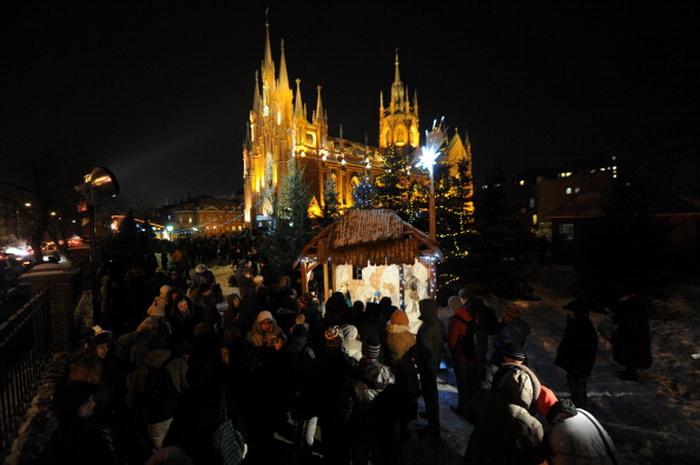Москва оказалась не самым дорогим городом РФ. Фото: ANDREY SMIRNOV/AFP/Getty Images