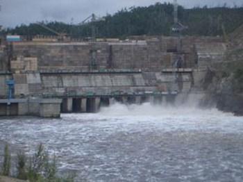 Нижне-Бурейская ГЭС начала отсчет своего существования. Фото с сайта energyland.info
