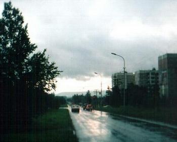 Дожди в Приамурье. Фото с сайта shinestore.ru
