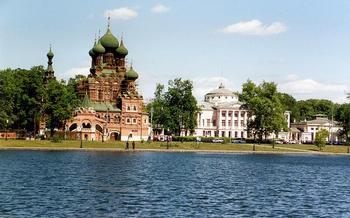 Усадьба «Останкино» будет реконструирована. Фото с сайта hist-sights.ru
