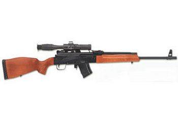 Охотничье ружьё «Сайга». Фото с сайта izhmash.ru