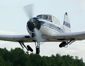 Легкомоторный самолёт. Фото: actualcomment.ru