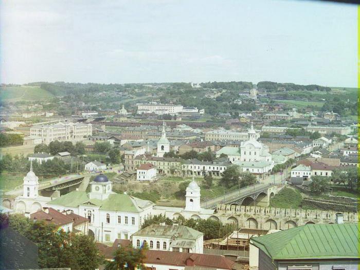 Смоленск. Фото: bridgetv.ru