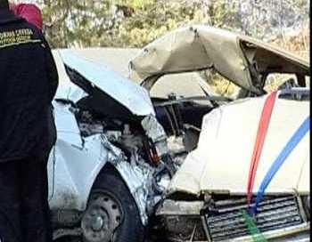 В аварии свадебного кортежа погибли жених и невеста, два свидетеля и водитель. Фото с сайта inetauto.ru
