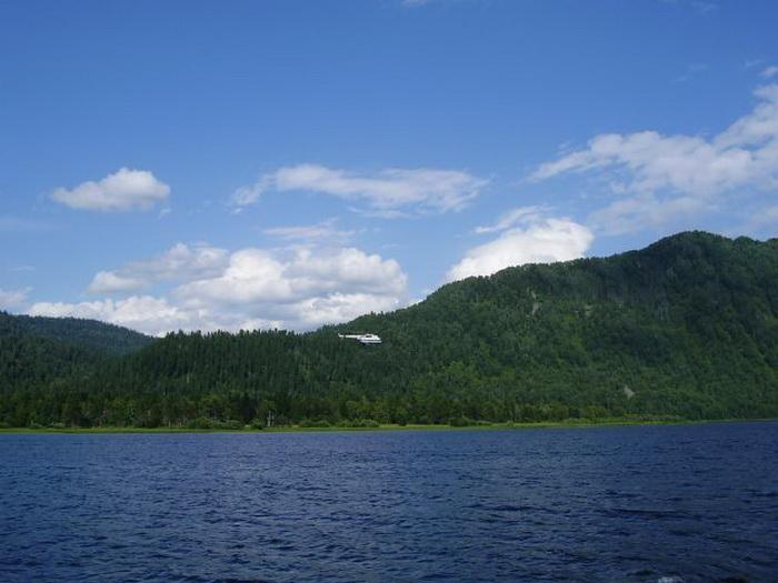 Озеро Телецкое. Фото: telezkoe.ru