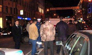 Авария на Варшавском шоссе. Один человек погиб, четверо пострадали. Фото с сайта autonews.ru