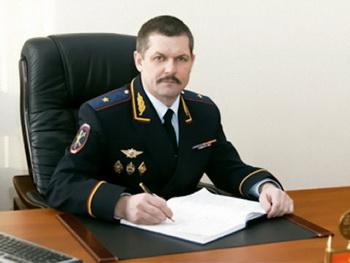 Анатолий Якунин занял пост начальника ГУМВД Москвы. Фото с сайта ntv.ru