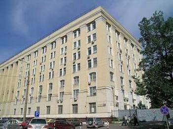 Здание НИИ космического приборостроения. Фото с сайта maps.ya.ru