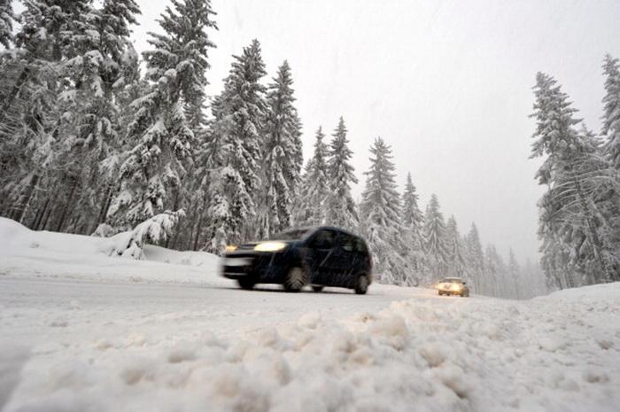 Зима. Фото:  STEFAN THOMAS/AFP/Getty Images