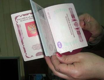 Биометрический паспорт станет главным условием получения Шенгенской визы.  Фото с сайта lrnews.ru
