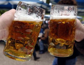 Госдума приравняет пиво к алкоголю. Фото с сайта baikalexpress.ru