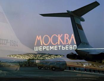 Аэропорт Шереметьево. Фото РИА Новости