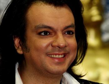 Филипп Киркоров избил режиссера Марину Яблокову. Фото: Gareth Cattermole/Getty Images