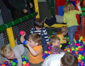 «Спортлэнд» вновь открывает двери для специалистов, детей и родителей. Фото: Цигун Юлия. Великая Эпоха (The Epoch Times)