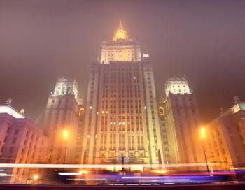 Дым от природных пожаров снова окутал в Москву. Фото: BORIS YELENIN/AFP/Getty Images