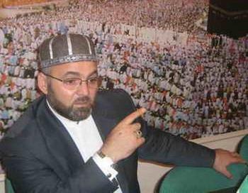 Анас Пшихачев муфтий Кабардино-Балкарии  убит в Нальчике. Фото с сайта i-r-p.ru