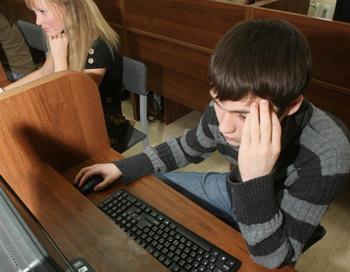 Студенты. Фото РИА Новости