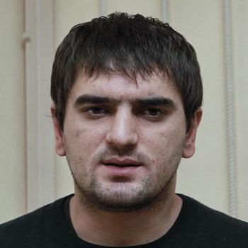 Аслан Черкесов, обвиняемый в убийстве болельщика