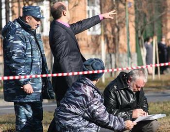 Дзамбиев Тамерлан, известный бизнесмен, застрелен во Владикавказе.  Фото с сайта rosbalt.ru