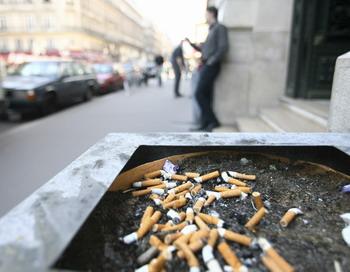 Международный день отказа от курения отмечают в мире,  России же делает только  первые шаги. Фото: THOMAS COEX/Getty Images