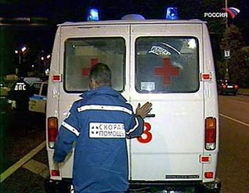 Стритрейсер  сбил пешеходов на юге Москвы. Фото с сайта factnews.ru