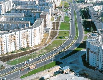 Сургут. Фото с сайта surguthotels.ru