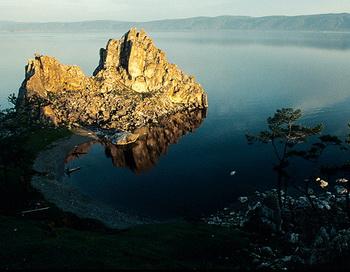 Озеро Байкал. Остров Ольхон. Фото из архива РИА Новости