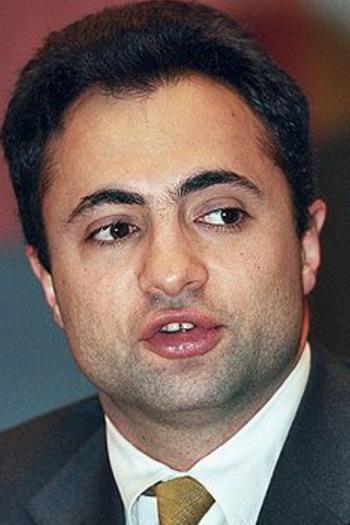 Ашот Егиазарян депутат Госдумы РФ объявлен в розыск. Фото с сайта gzt.ru