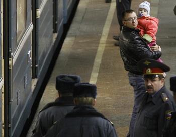 Метрополитен. Фото РИА Новости